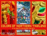 Colors of Northern Thailand Calendar