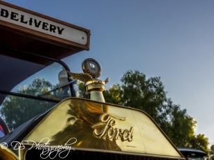 Ford Model T Hood Ornament