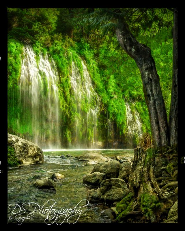 Mossbrae Falls - Partial III