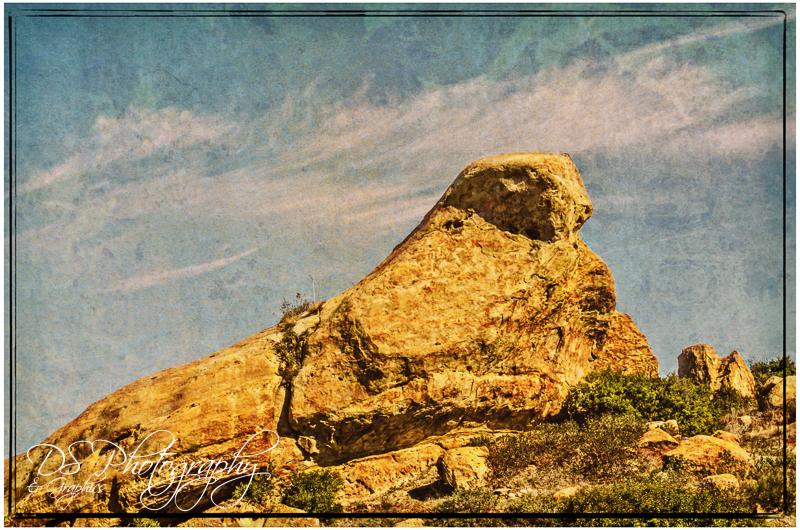 Simi Valley Sphinx