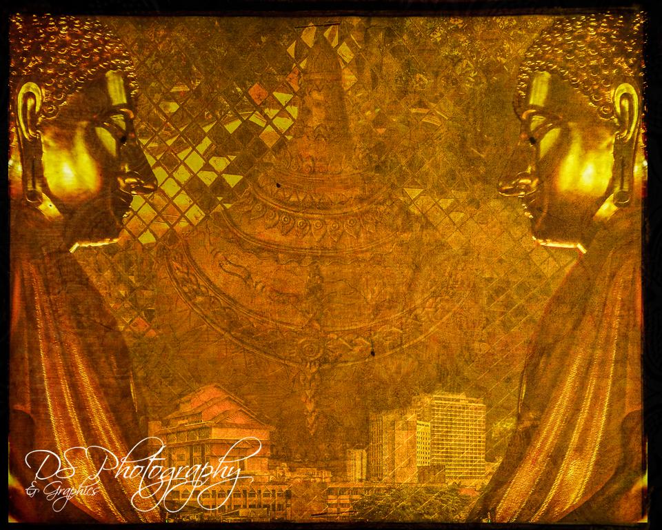 Chiang Mai Buddha 1