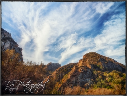 Malibu Creek State Park Clouds