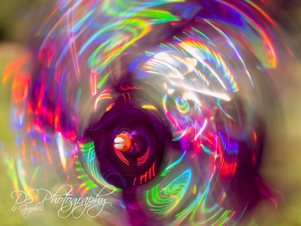 Spinning (pin)Wheel